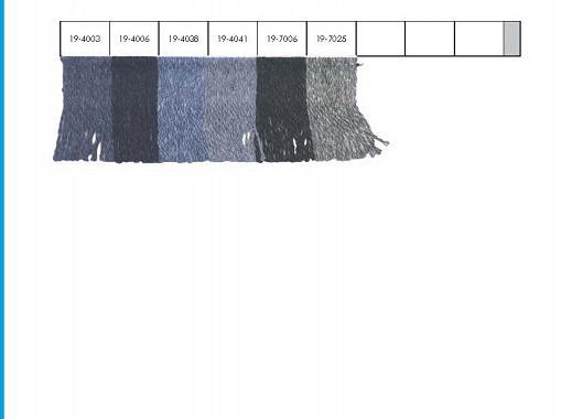 Staalkaart Eco-Jeans Nm 12/2