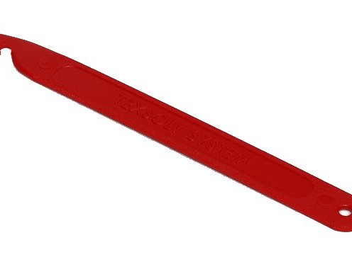 Hevelhaakje / rietmesje rood