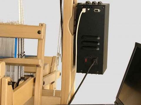 Octado 70 cm 8 schachten weefgetouw - elektronische dobby