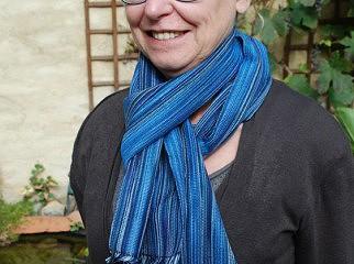 Weefpakket sjaal 0031 berlin 4 schachten blauw
