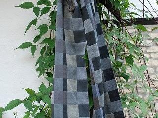 Weefpakket sjaal 0035 amsterdam 4 schachten